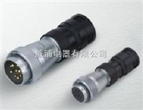 WS系列直式塑料软管插头