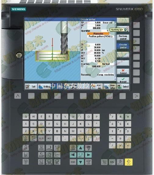 西门子828D数控系统