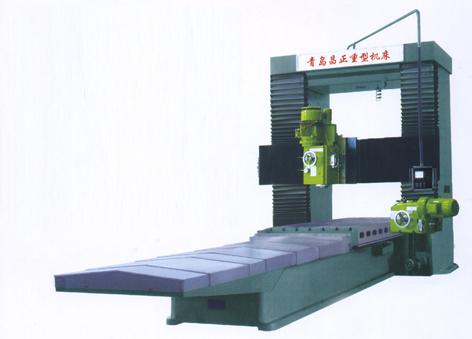 Tx20系列龙门动梁铣床