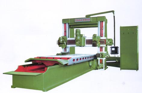 BXMQ20系列重型龙门刨铣床