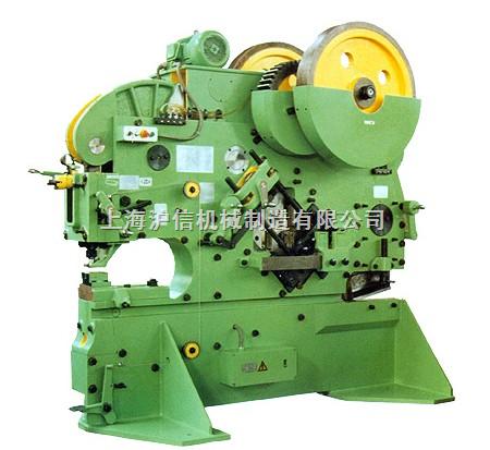 上海沪信 QA34-25机械联合冲剪机