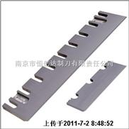 贴白钢刨刀片-镶锋钢刨刀-焊高速钢木工刨刀