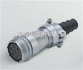 WF系列直式对接电缆护套插座