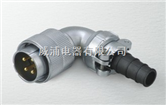 WF系列弯式电缆护套插头