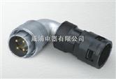 WF系列弯式塑料软管插头