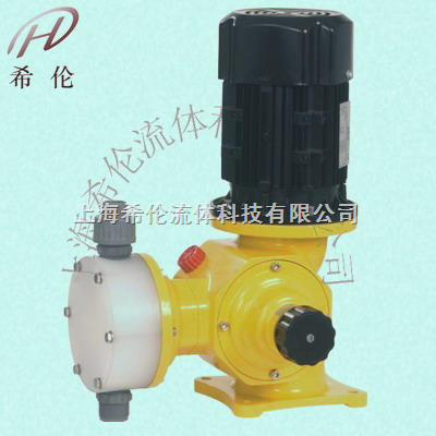 DJX隔膜式计量泵