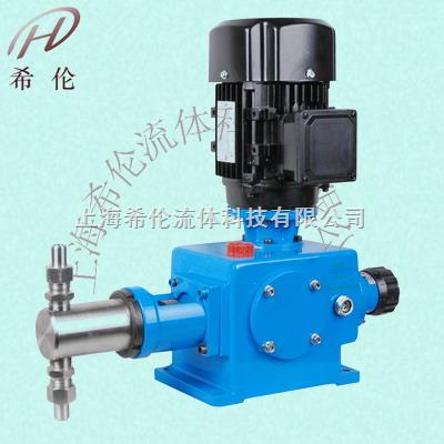 DZ-Z柱塞式计量泵