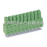 LC12V-3.813.5 PCB插拔式接线端子(插头) PCB线路板端子  上海联捷电气