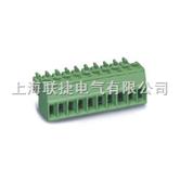 LC1-3.5/3.81 PCB插拔式接线端子(插头) PCB线路板端子