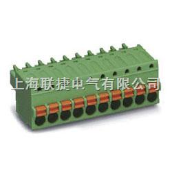 LC6-3.53.81 PCB插拔式接线端子(插头) PCB线路板端子  上海联捷电气   接线