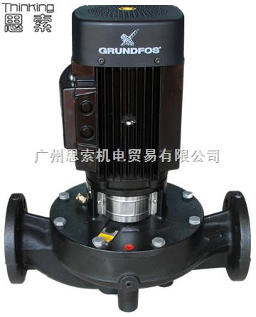 格兰富水泵TP管道泵(循环泵),应用循环热水或冷水