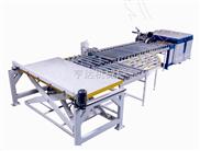 亨达MZD1300自动收送料多片锯竞技宝生产线