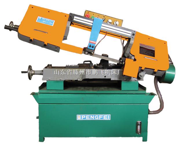 GB916金属带锯床