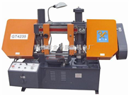 GT4235-液压夹紧,操作方便 液压全自动金属带锯床