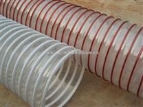 PU镀铜钢丝管TPU镀铜钢丝透明管,PUR镀铜钢丝管