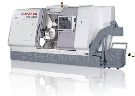 CNC斜背式车床