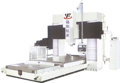 SKXM2018B重型动梁数控龙门铣床价格