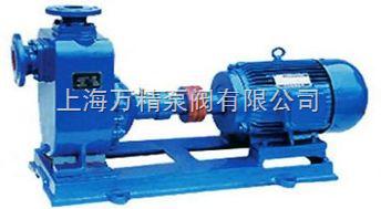 ZXP型系列耐腐蚀不锈钢自吸泵