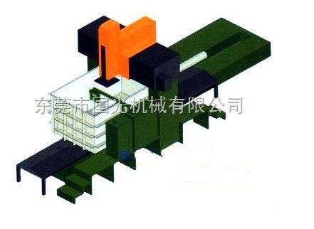 台湾三贵CNC系列-龙门放电火花机