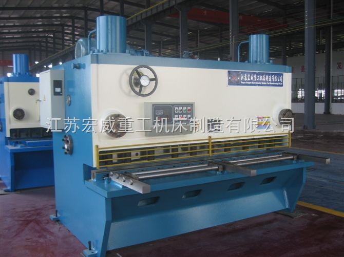 QC11Y系列大型液压闸式剪板机价格