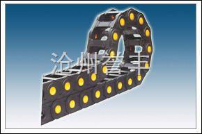 供应TKM025系列全封闭式拖链