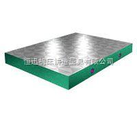 恒迅量具供应大型铸铁平台
