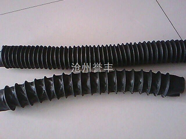 供应沧州誉丰伸缩式丝杠防护罩