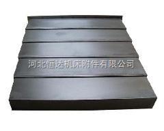 伸缩式钢板防护罩,定做钢板式防护罩,门型防护罩