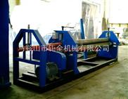 W11-4*1300简易半自动卷板机