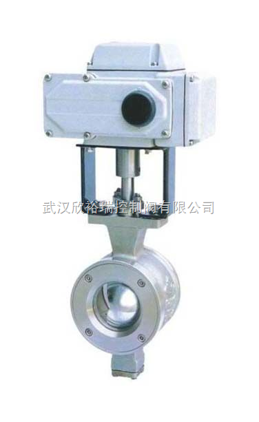 DHV系列电动硬密封调节阀