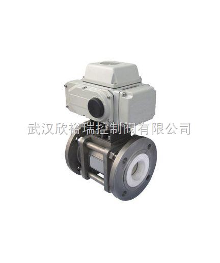 DCV系列电动陶瓷调节阀