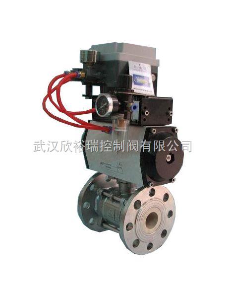 PCV系列气动陶瓷调节阀