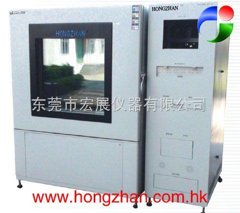 LCD高低温交变湿热试验箱