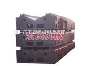 龙门刨床铸件重型