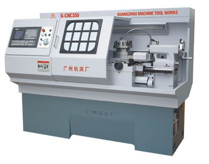 G-CNC350数控车床