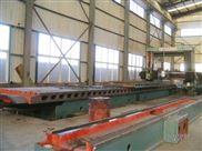 重型龙门刨铣床机身导轨中心距1200厂家