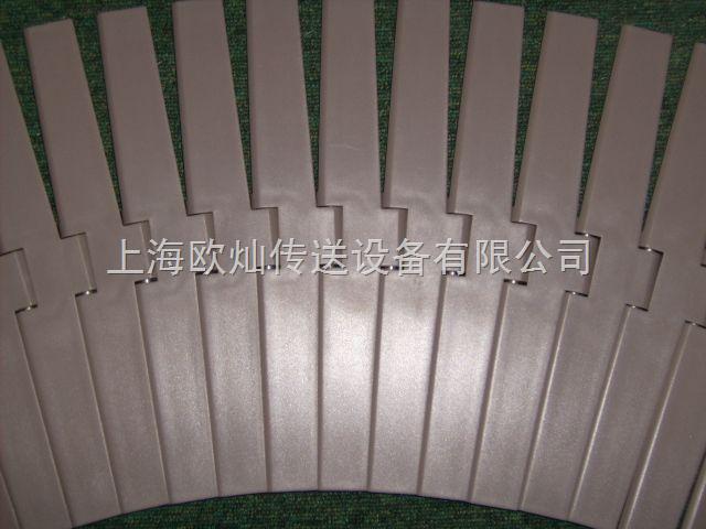 304.8MM宽塑料链板