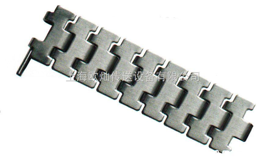 不锈钢平链链板输送链