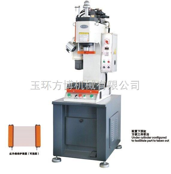 fby-c10 供应 单臂液压机 单柱液压机 c型液压机图片