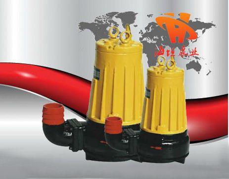 排污泵制造 排污泵安装 AS型撕裂式潜水排污泵