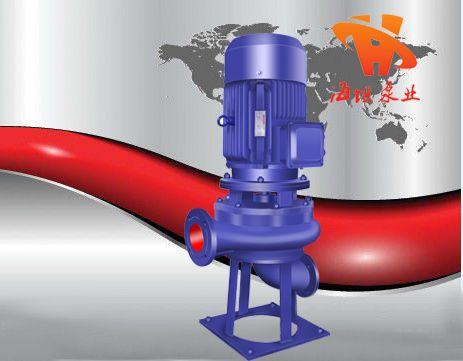 排污泵原理|排污泵性能|LW型立式无堵塞排污泵