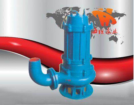 排污泵原理|排污泵概述|QW(WQ)系列无堵塞潜水排污泵