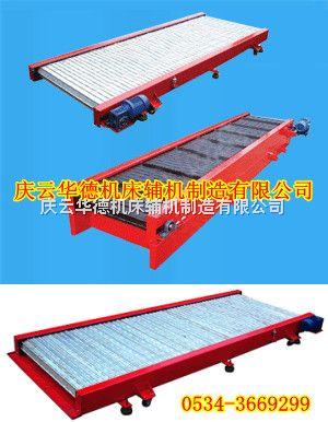 平面式排屑机结构和,平面式排屑机厂家