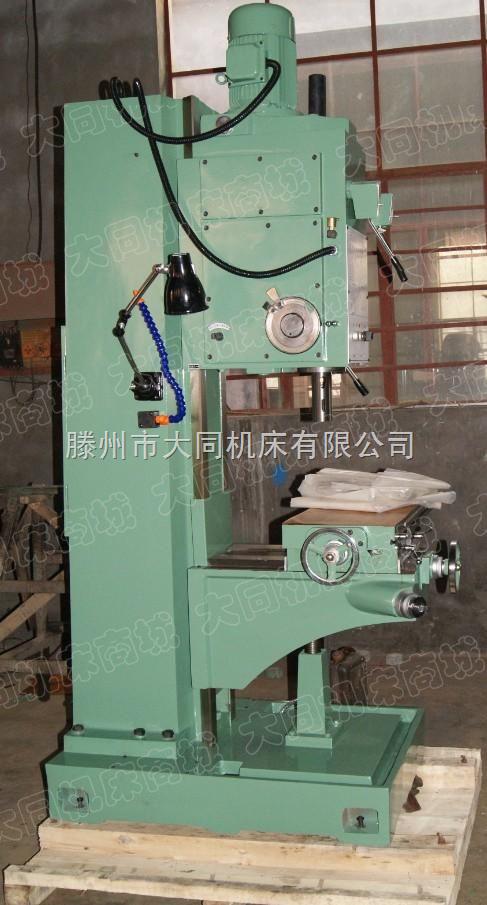 Z5140B-1方柱立式钻床 (工作台可移动)