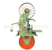 供应机械 MJ318A 木工带锯床 带锯条