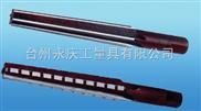 直柄莫氏锥度铰刀Straight shank Morse taper reamer