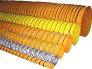 耐260度高温伸缩风管,耐高压伸缩风管,多用途伸缩软管