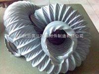 黑色高溫風管,PVC伸縮風管,玻纖布復合管,黑色PVC復合管