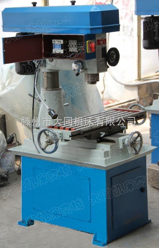 ZXTM-40钻铣床 (皮带传动)