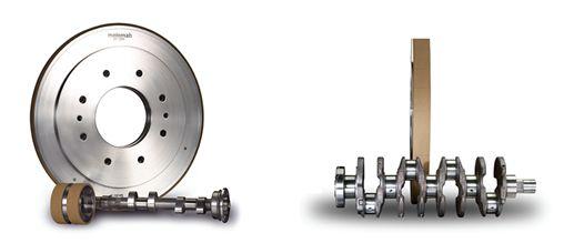 凸轮轴和曲轴机轴,滚动部件